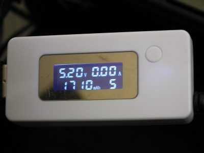 Ёмкость аккумулятора BL3810