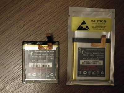 Сравнение аккумуляторов BL3810
