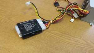 power supply tester карта для диагностики блоков питания