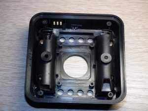 Светодиодный светильник с детектором движения