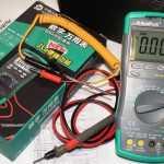 Мультиметр HoldPeak HP-890CN с новой версией платы