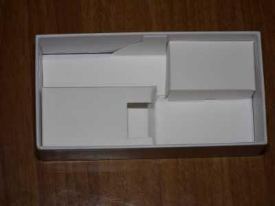 Коробка Xiaomi Redmi 3s международной версии