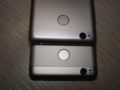 Сравнение двух Xiaomi Redmi 3s