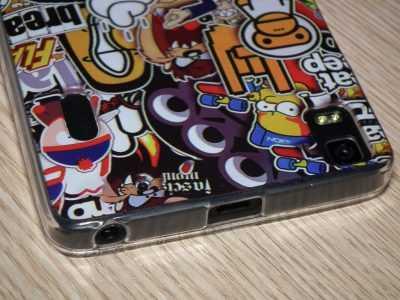 Чехол Lenovo K3 Note на телефоне