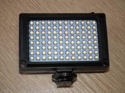 Ulanzi 96LED без светофильтра