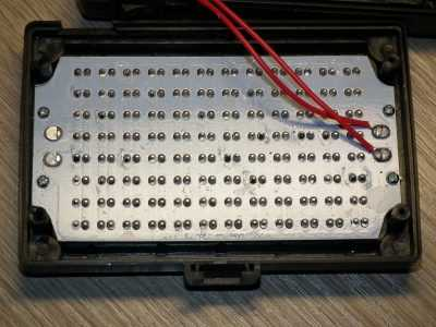 Ulanzi 96LED светодиодная панель с обратной стороны