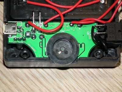 Ulanzi 96LED фото платы зарядки