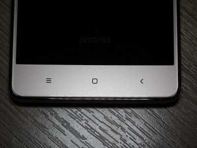 Прилегание закалённого стекла Baixin для Xiaomi Redmi 3S в нижней части