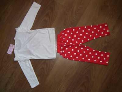 Детский костюм с Минни Маус сзади