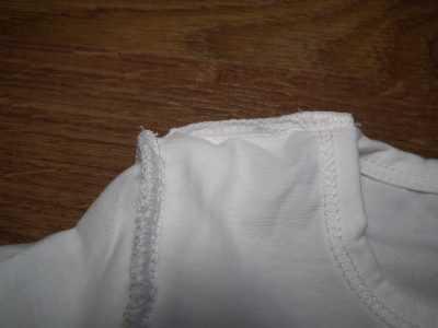 Качество пошива детского костюма с Минни Маус