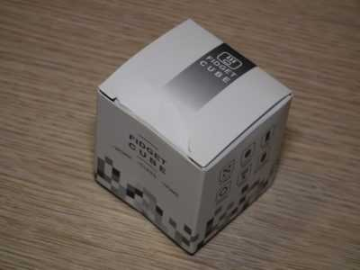 Коробочка от кубика антистресс