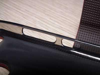 Красивый и элегантный чехол для Xiaomi Redmi 3S - качество обработки отверстий