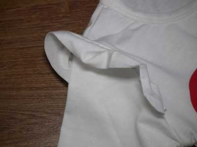 Рюшечки на детском костюме с Минни Маус