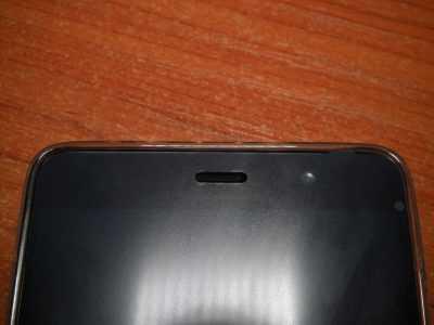 Чехол для Xiaomi Redmi Note 3 Special Edition на смартфоне