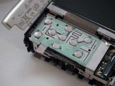 Как заменить кнопки на фотоаппарате Nikon Coolpix S2500