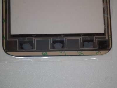 Кнопки сенсорного стекла для Etuline ETL-S6022