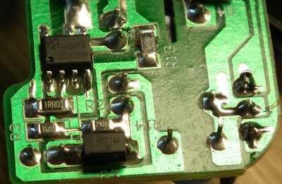 Контроллер зарядника YIBO YUAN SS-C1