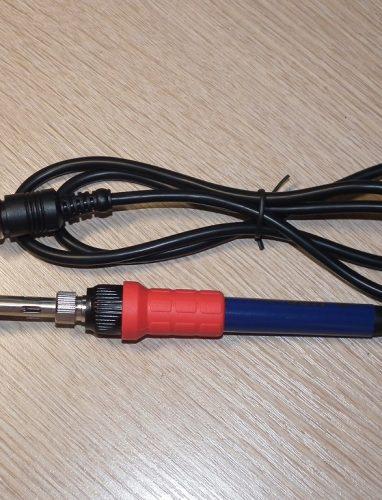 Паяльник YIHUA 907I и керамические нагреватели A1321