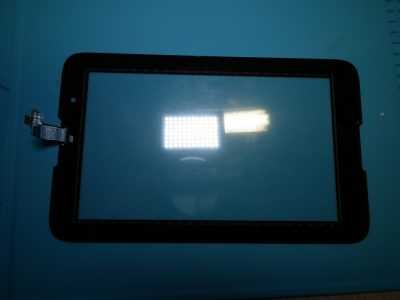 Сенсорное стекло для планшета Lenovo A3300-HV
