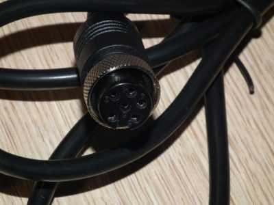 Шестиконтактный разъём паяльника Yihua 907I