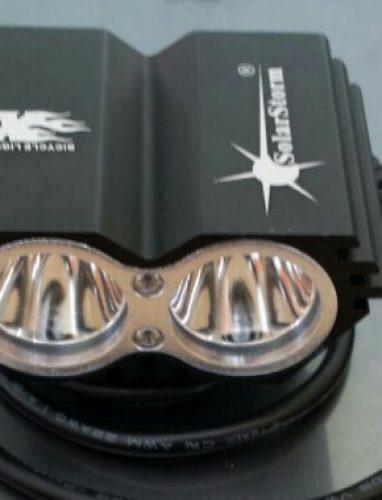 Велосипедный фонарь 8000 люмен