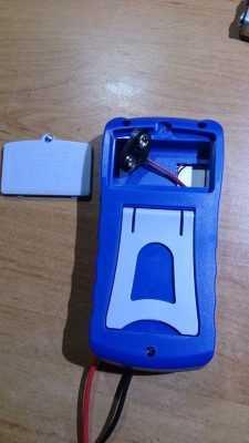 Мультиметр с алиэкспресс