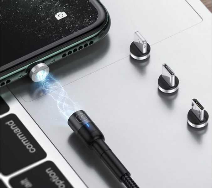 магнитный usb кабель для зарядки