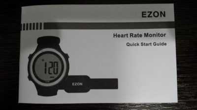 Ezon T007 Инструкция